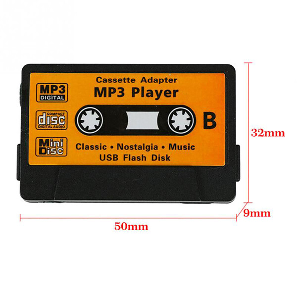 Mini-Mp3-Player PM-P30 im Kassetten-Design
