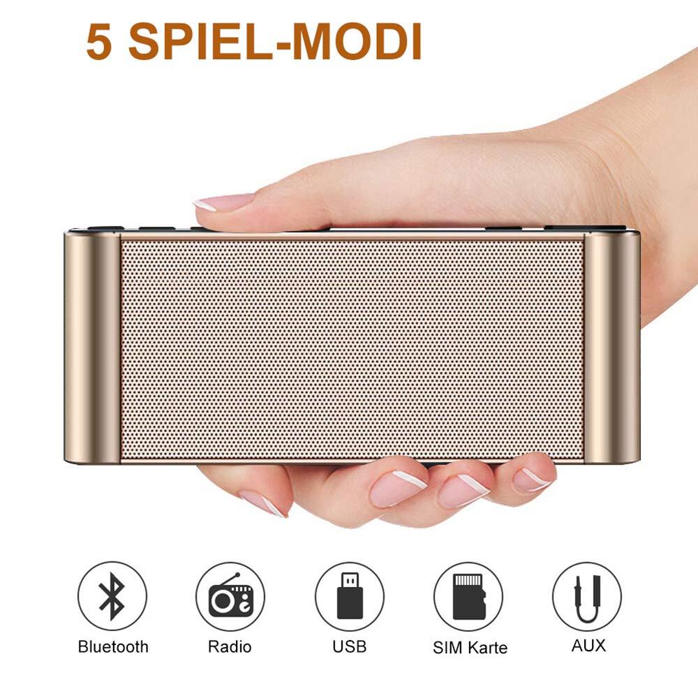 2 Bluetooth Lautsprecher Gleichzeitig