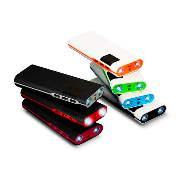 15.000 mAh Powerbank 3 USB