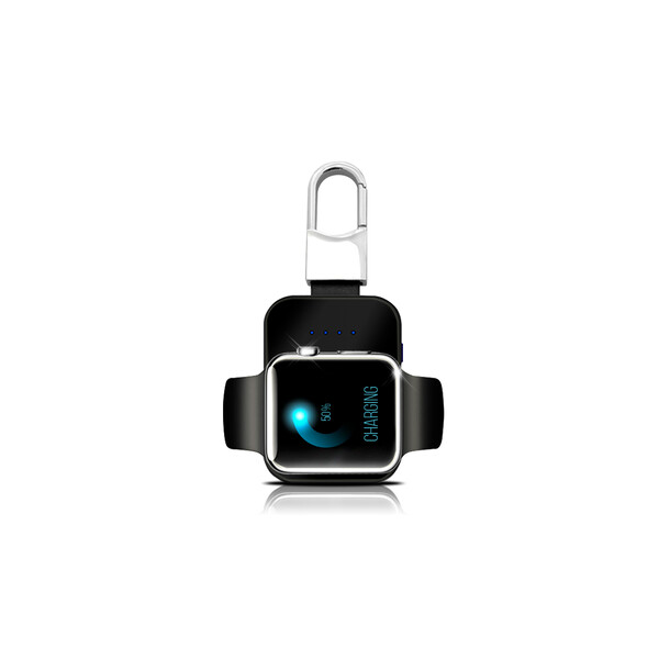 KawKaw KeyChain 1000 mAh Powerbank für Apple Watch